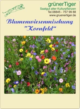 "Blumenwiese ""Kornfeld"""