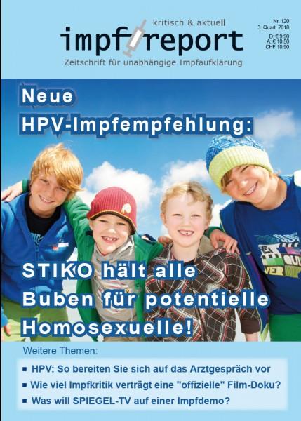 Impf-Report Ausgabe Nr. 120