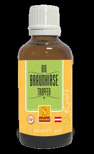 Braunhirse Tropfen bio