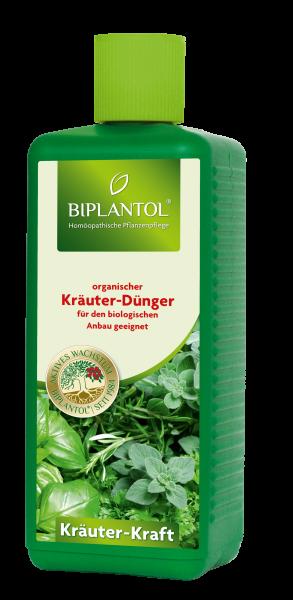 Biplantol Dünger Kräuter-Kraft 250 mll