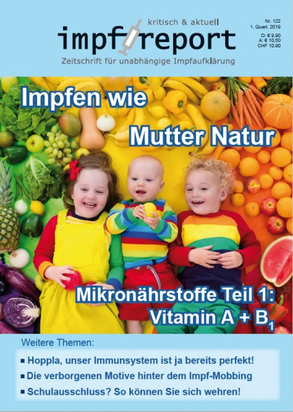 Impf-Report Ausgabe Nr. 122