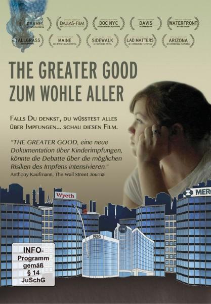 The Greater Godd - Zum Wohle Aller DVD