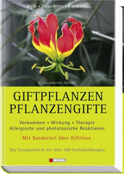 Giftpflanzen - Pflanzengifte