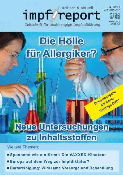 Impf-Report Ausgabe Nr. 115/116