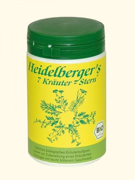 Heidelberger´s 7 Kräuterpulver 50 g