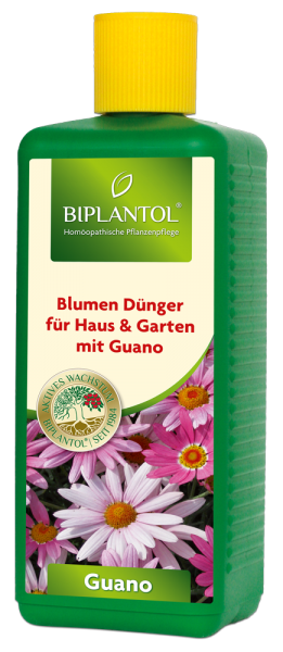 Biplantol Dünger Guano 250 ml