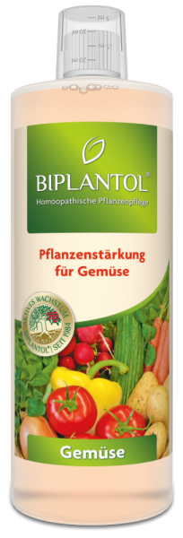 Biplantol Gemüse 2 x 250 ml