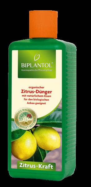 Biplantol Dünger Zitrus-Kraft 250 ml