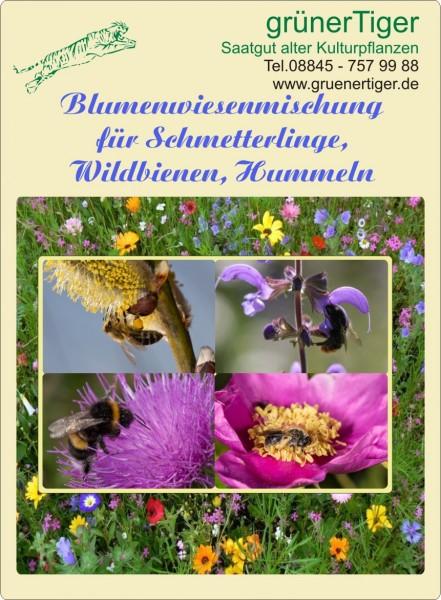 Wildbienenfuttermischung-20 qm