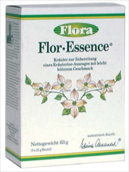 1 Packung Flor Essence plus 4 Camu Camu