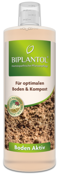Biplantol Boden Aktiv 2 x 1 Liter